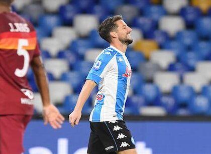 Cormez: Mertens tornerà titolare con il Sassuolo