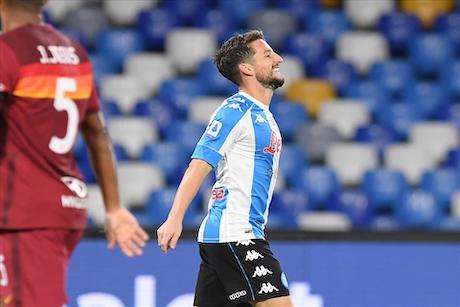 Mertens: «Come il Napoli di Sarri? Difficile. Stiamo ancora cercando come giocare»