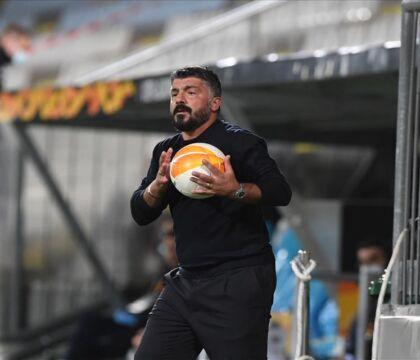 Gattuso: «Alla prima difficoltà, la squadra non sa reagire. Succede da tanto tempo»