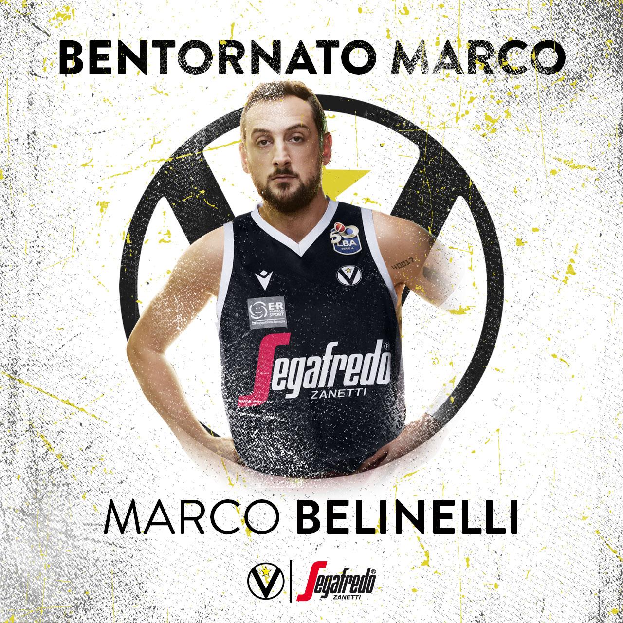 Marco Belinelli lascia l'NBA e torna alla Virtus Bologna