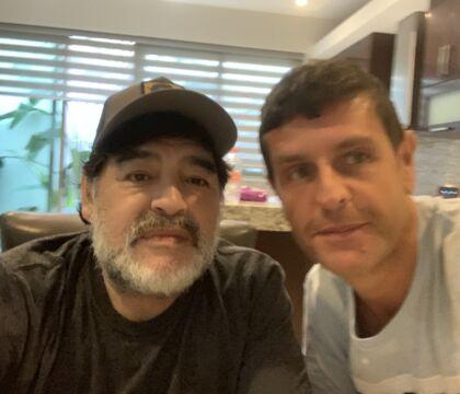 Ceci al Corsport: «Ora mogli, figli e nipoti si scanneranno per dividersi il tesoro di Maradona»
