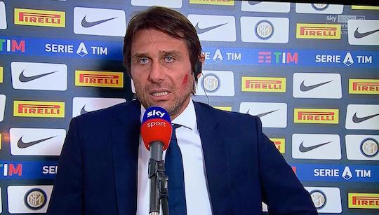 """Conte: """"La qualificazione è energia allo stato puro in vista della Juve"""""""