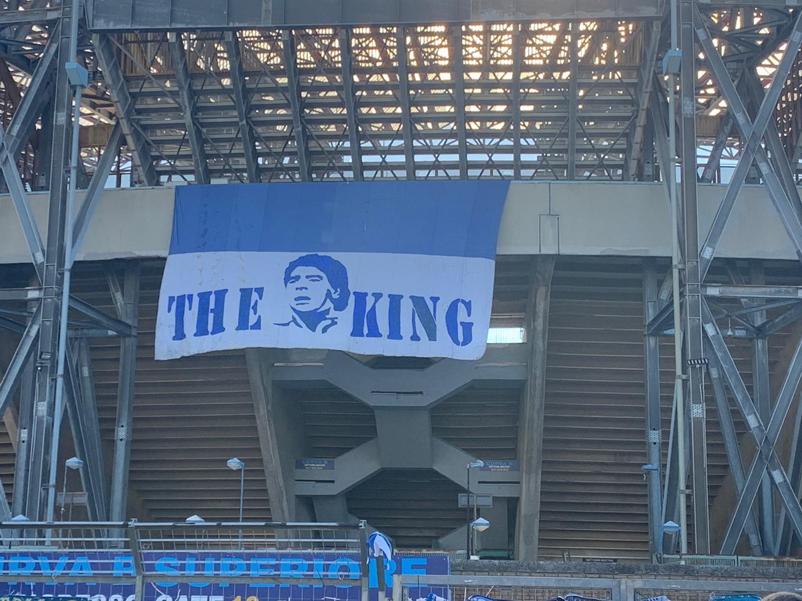 Gazzetta: la cerimonia per lo stadio Maradona potrebbe essere il 13 o il 23 dicembre