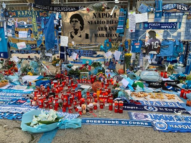 """Il Napoli: """"Siamo rallegrati per il cambio di nome dello stadio"""""""