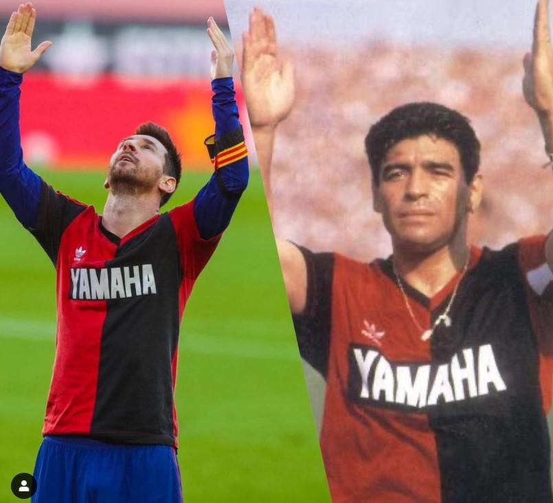 Il tributo di Messi a Maradona scatena un (triste) conflitto commerciale tra Nike e Adidas