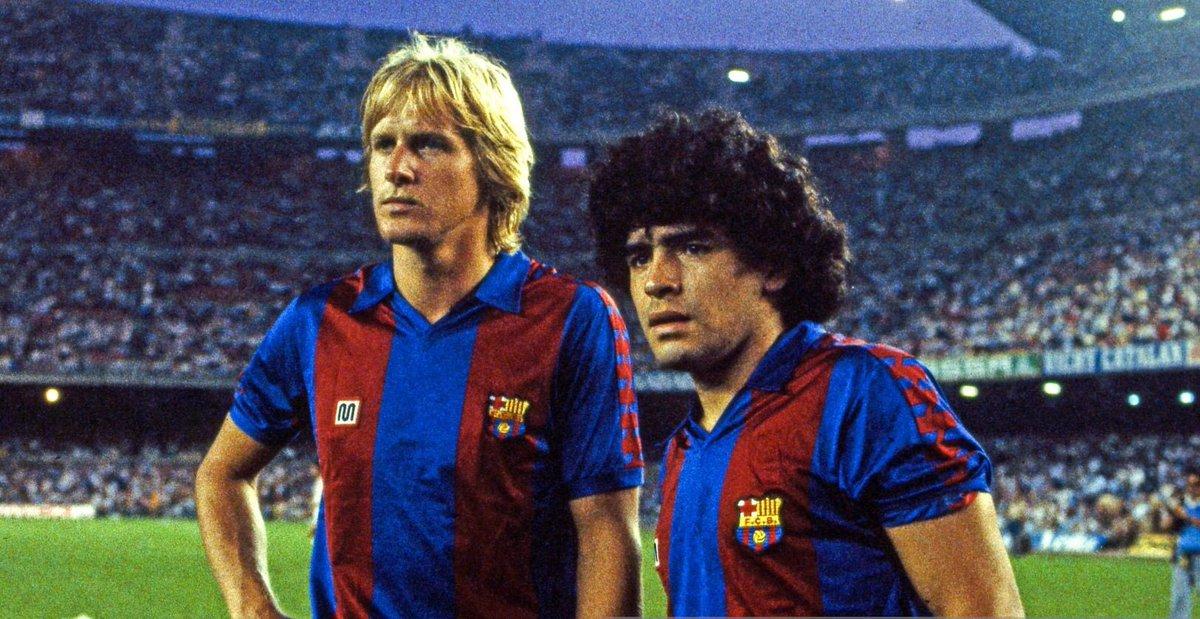 """Schuster: """"Maradona giocava coi difensori a cavalcioni, negli anni 80 il rosso era solo per l'omicidio"""""""