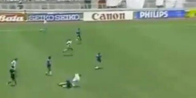 Perché in Inghilterra scrivono che anche il secondo gol di Maradona era da annullare