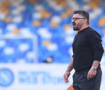 Repubblica: stona che Gattuso abbia precisato che l'obiettivo Champions è anche di società e giocatori