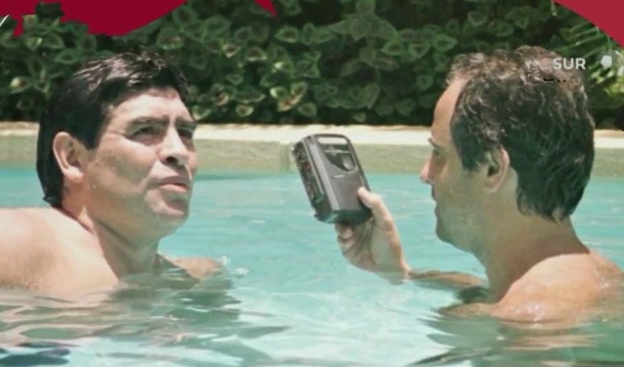 """""""Il dolore più grande di Maradona è che era consapevole di non essere più Maradona"""""""