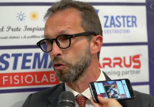 Calcagno: «Più della metà delle squadre di Serie A stanno pagando mese per mese i loro tesserati»