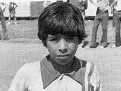 Il piccolo Maradona e quel palleggio infinito tra il primo e il secondo tempo dell'Argentinos