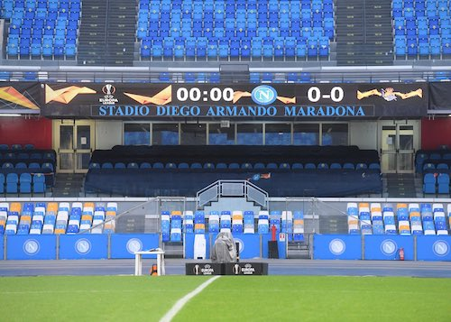 Il 29 luglio si inaugura il Maradona, ma senza il Napoli, che non ne è stato nemmeno informato