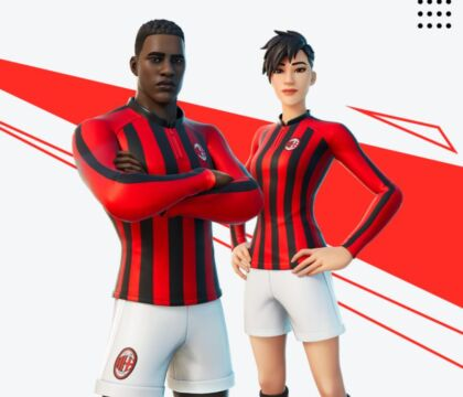 Roma, Juventus, Milan e Inter sbarcano su Fortnite