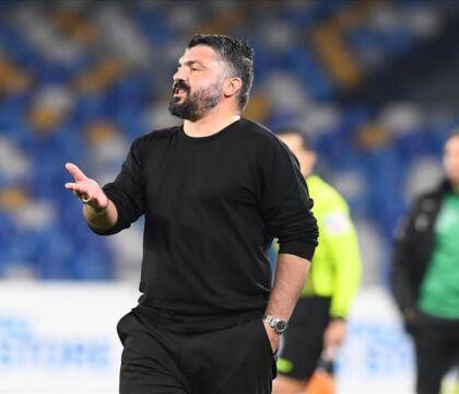 Gattuso vuole portarsi dietro due calciatori del Napoli