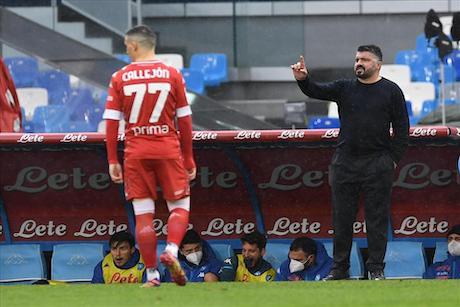 Messaggero: Callejon si propone alla Lazio, che non chiude la porta