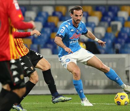 Fabian: «Sarà una partita difficile, la Roma è forte e i suoi tifosi cantano tutta la partita»