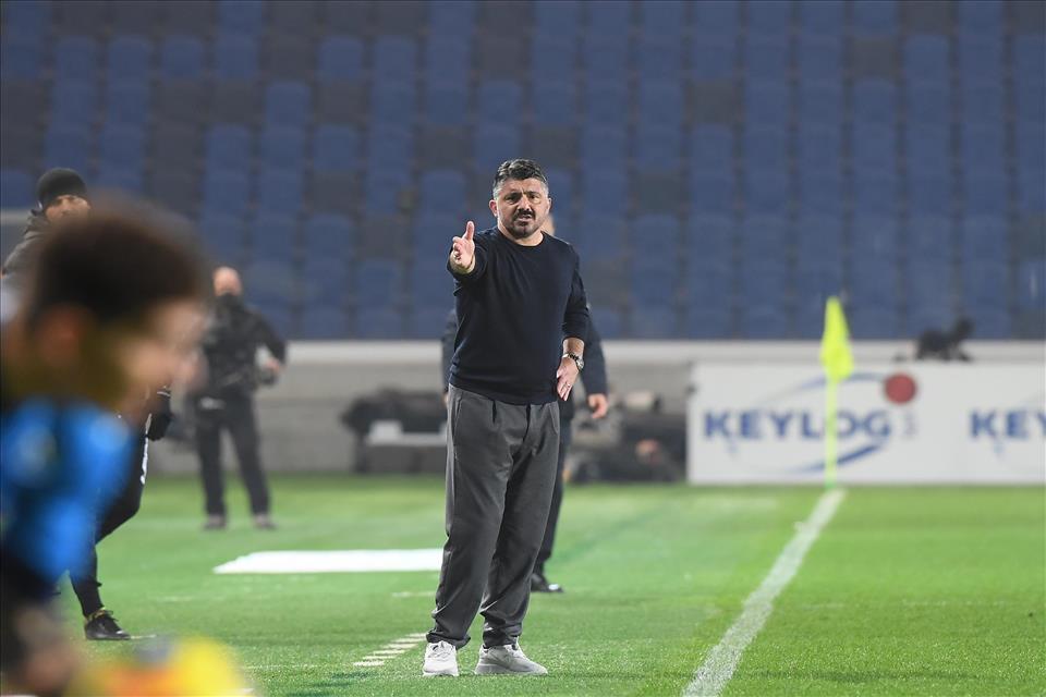 Gattuso: «Se una squadra italiana si permette di fare quello che hanno fatto loro ci massacrano sui giornali»
