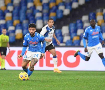 Questo Napoli non resterà fuori dalla Champions, Lazio schiantata ma ancora in corsa