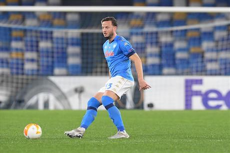 I convocati del Napoli per la sfida con la Fiorentina