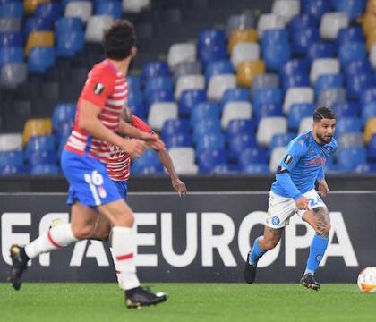 """""""Avete fatto tardi"""", il Napoli è capace di farsi eliminare anche dal Granada"""