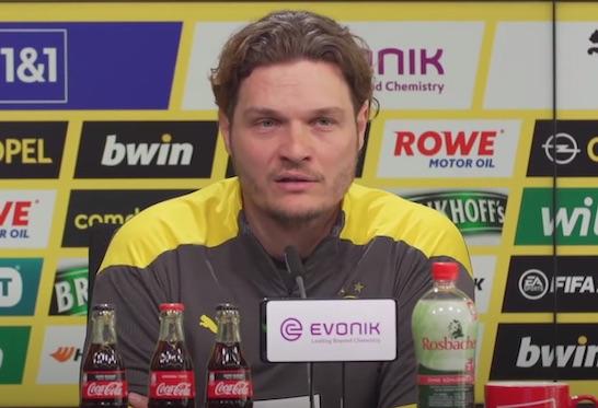 Con un traghettatore il Dortmund è quasi ai quarti di Champions e sta risalendo in Bundesliga