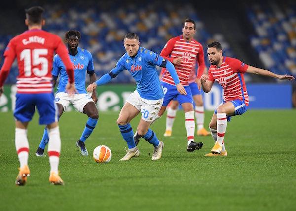 I rari sprazzi di volontà rendono ancor più evidente la pochezza del Napoli di Gattuso