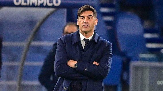 Fonseca non sarà l'allenatore della Roma dalla prossima stagione