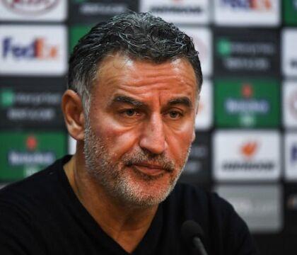 France Football: il Nizza vuole Galtier, su cui ci sono Lione, Leicester e Napoli