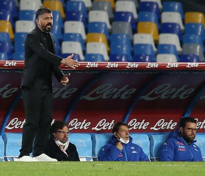 Napoli-Inter 1-1, pagelle / Chi glielo dice a Gattuso della possibile sfida scudetto con l'Atalanta?