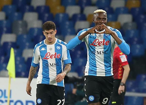 Alvino sul gol annullato a Osimhen: «De Laurentiis ha fatto tutto quello che doveva fare»