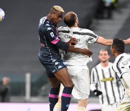Corsport |  la prestazione contro la Juve è un punto di partenza per Osimhen