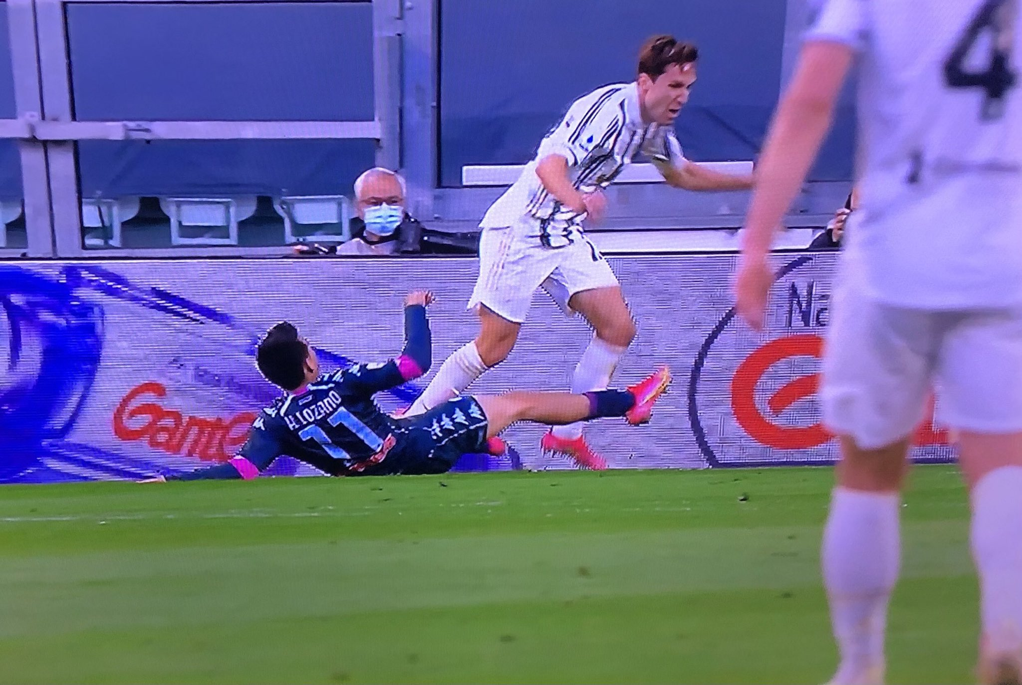 Juventus-Napoli, la moviola: Mariani e il Var Di Paolo allo sbando