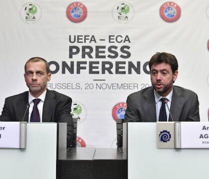 """Espn: """"Due anni senza coppe europee per chi è ancora nella Superlega"""" (anche Inter Juve e Milan)"""