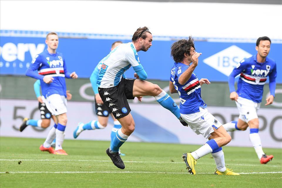 Samp-Napoli 0-2, pagelle / I tentacoli di Osimhen, Quagliarella ci ha rubato le parole