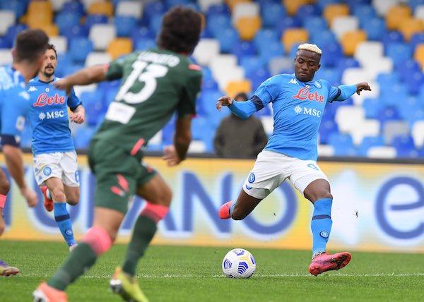 Napoli-Crotone 4-3 dimostra solo che il giochismo è per perdere il tempo