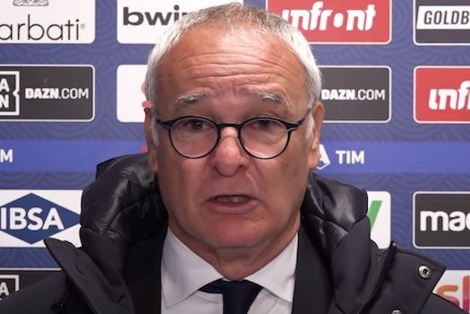 Ranieri potrebbe pacificare Napoli e il Napoli. E non è un allenatore obsoleto