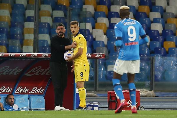 """""""Gattuso avrebbe voluto parlare dopo Napoli-Verona, ammettendo le proprie responsabilità"""""""