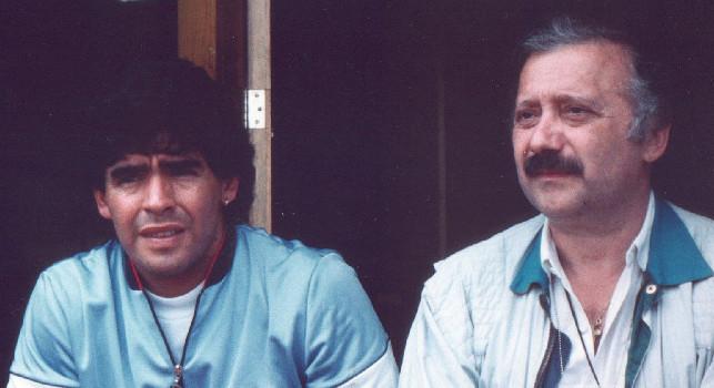 Minà racconta Maradona il fuoriclasse che non viveva nella torre d'avorio