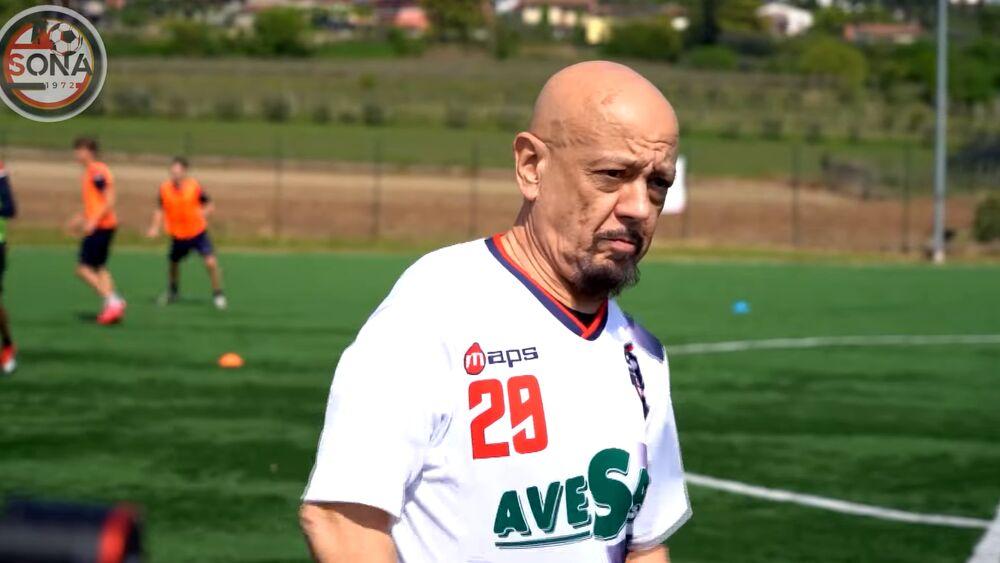 Corsera: Ruggeri a 63 anni tesserato dal Sona in serie D