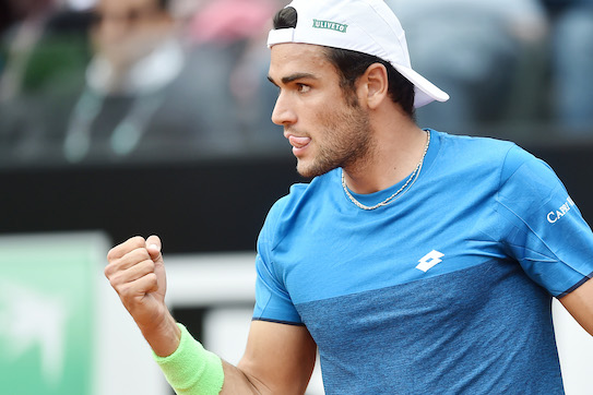 Tennis, Berrettini va in finale al Queen's l'anteprima di Wimbledon