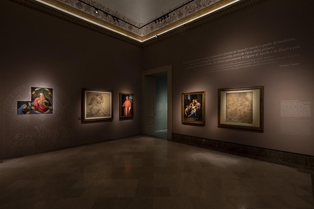 """Inaugurata oggi la mostra """"Raffaello a Capodimonte. L'officina dell'artista"""""""