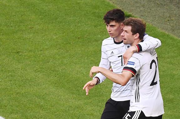 È tornata la Germania: 4-2 al Portogallo (Gosens stratosferico)
