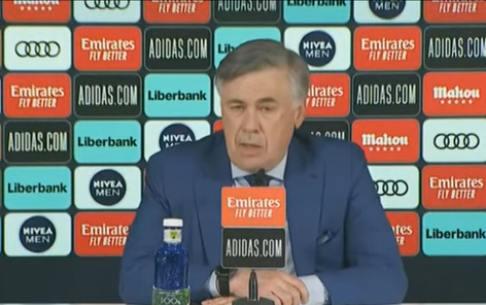"""Ancelotti: """"È una gioia allenare il Real Madrid. Prima ero tifoso dell'Inter"""""""