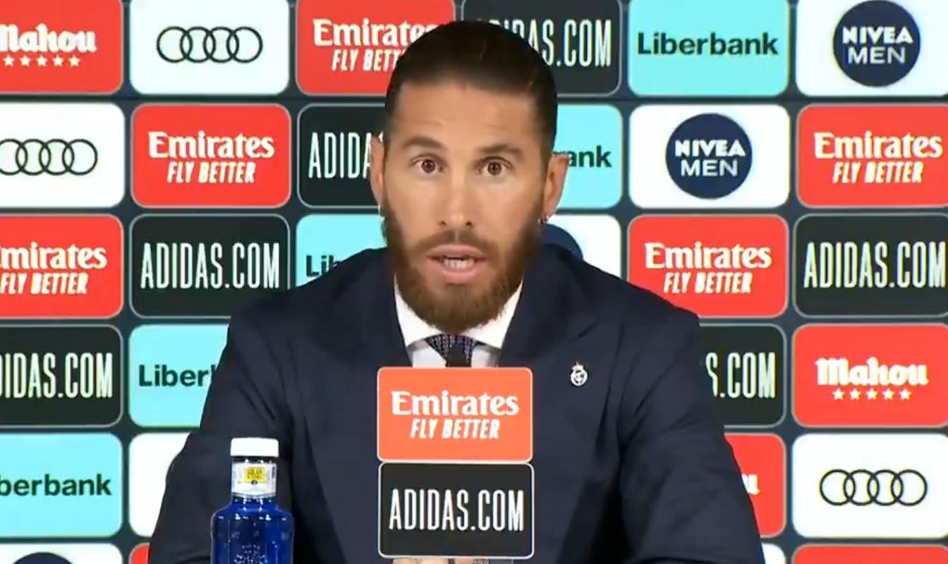 """Sergio Ramos: """"Il Real ha detto che la loro offerta era scaduta"""""""