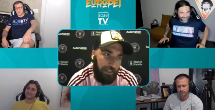 Higuain: «Avevo deciso di lasciare Napoli. Arrivò Sarri e in 5 minuti mi convinse a restare» (VIDEO)