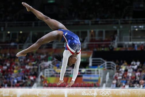 Tokyo 2020, Simone Biles ci riprova, iscritta alla finale della trave in programma domani