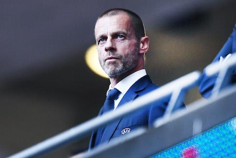 Ceferin: «Non mi dispiacerebbe se Juve, Real e Barca andassero via, hanno dirigenti incompetenti»