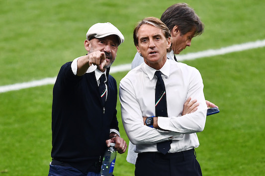 Il discorso di Vialli alla Nazionale prima della finale: «Non è colui che critica a contare»