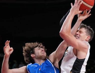Olimpiadi Basket: l'Italia soffre ma batte la Nigeria 80-71 e va ai quarti