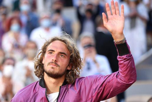 Tsitsipas: «il tennis apra al coaching a ogni punto. È l'unico sport che lo vieta»